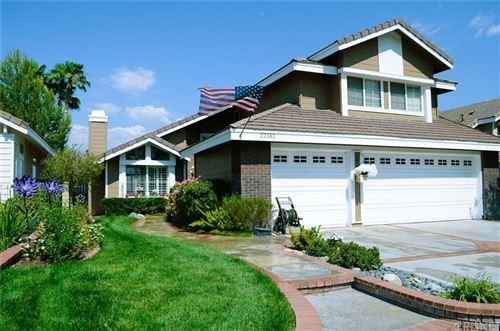 Photo of 22181 Pamplico Drive, Saugus, CA 91350 (MLS # SR21132895)