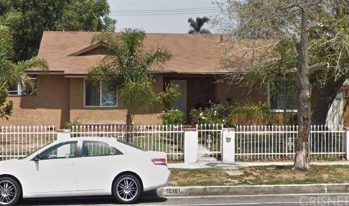 Photo of 16101 Lassen Street, North Hills, CA 91343 (MLS # SR21231895)