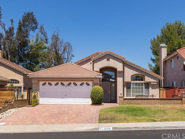 40716 Mountain Pride Drive, Murrieta, CA 92562 - MLS#: SW20148895