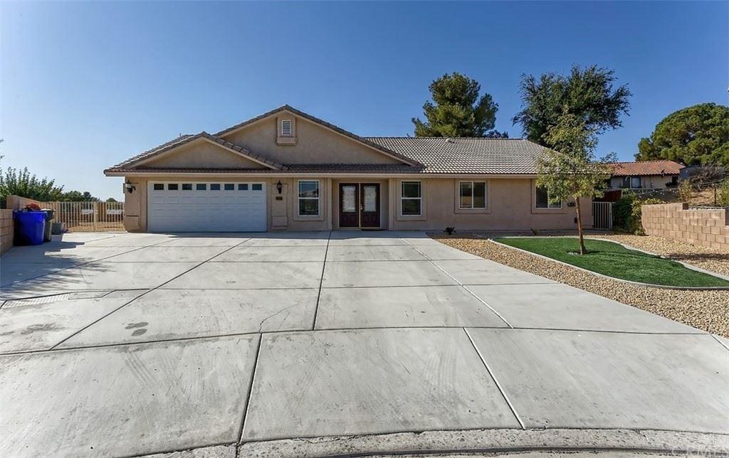 14665 Echo Lane, Helendale, CA 92342 - MLS#: TR21227895