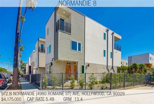 Photo of 972 N Normandie Avenue, Hollywood, CA 90029 (MLS # PW20076896)