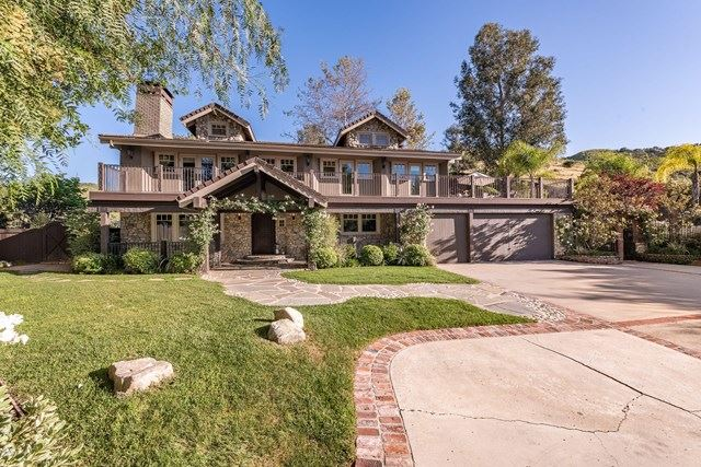 3725 Medea Creek Road, Agoura Hills, CA 91301 - #: V0-220004896
