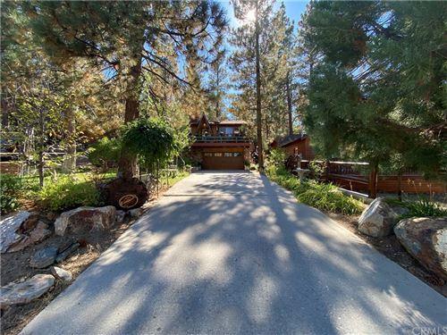 Photo of 432 Temple Lane, Big Bear, CA 92315 (MLS # OC21196897)