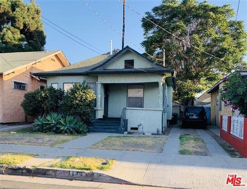Photo of 1134 E 35Th Street, Los Angeles, CA 90011 (MLS # 21796898)