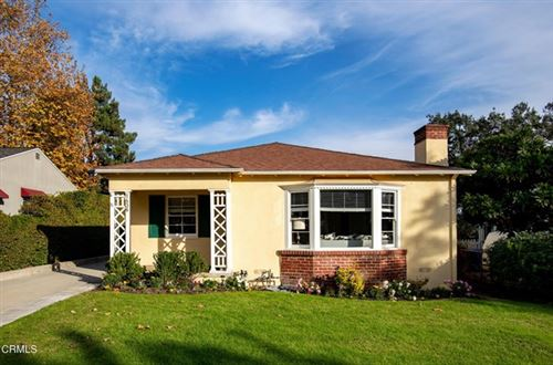 Photo of 1436 Coolidge Avenue, Pasadena, CA 91104 (MLS # P1-2898)