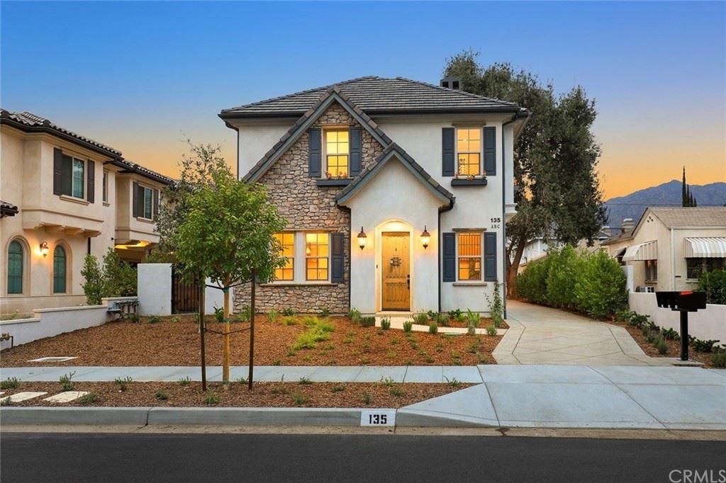 Photo of 135 El Dorado Street #C, Arcadia, CA 91006 (MLS # AR21214898)