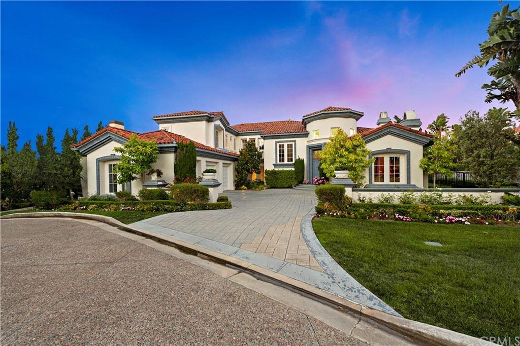 Photo of 16 Morning View Drive, Newport Coast, CA 92657 (MLS # OC21145898)