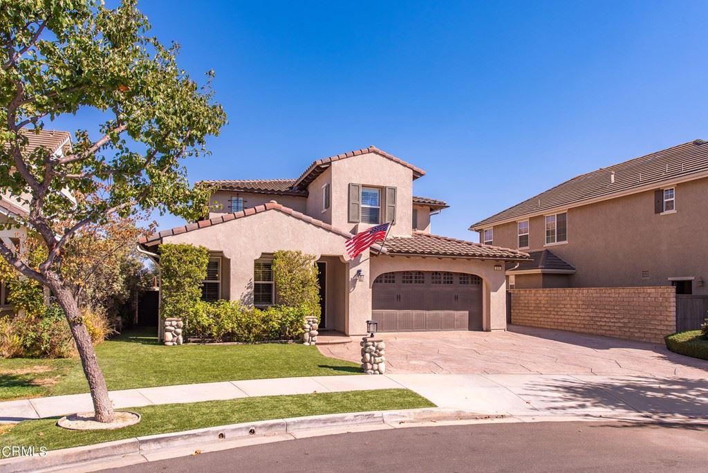 270 Brister Park Court, Camarillo, CA 93012 - MLS#: V1-8898