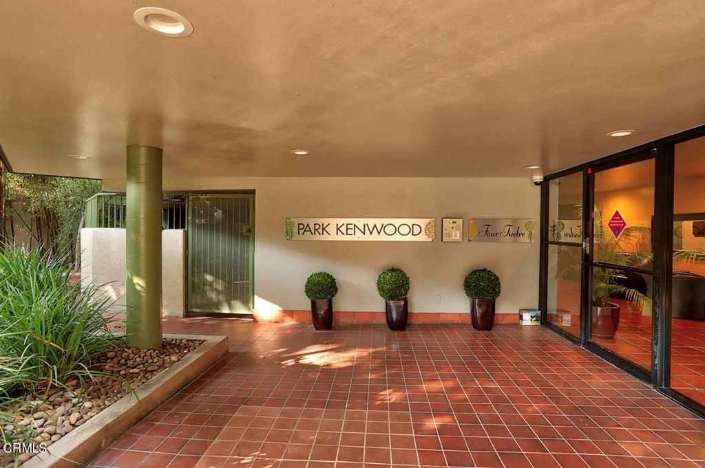 Photo of 412 N Kenwood Street #105, Glendale, CA 91206 (MLS # P1-5899)