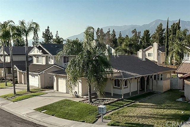 Photo for 13656 Crawford Court, Fontana, CA 92336 (MLS # SB21036899)