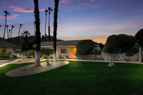 Photo of 76935 Sandpiper Drive, Indian Wells, CA 92210 (MLS # 219064478DA)