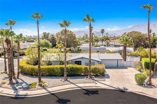 Photo of 1373 E Madero Circle, Palm Springs, CA 92262 (MLS # 219066488DA)