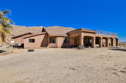 Photo of 49730 Big Morongo Road, Morongo Valley, CA 92256 (MLS # 219069078DA)
