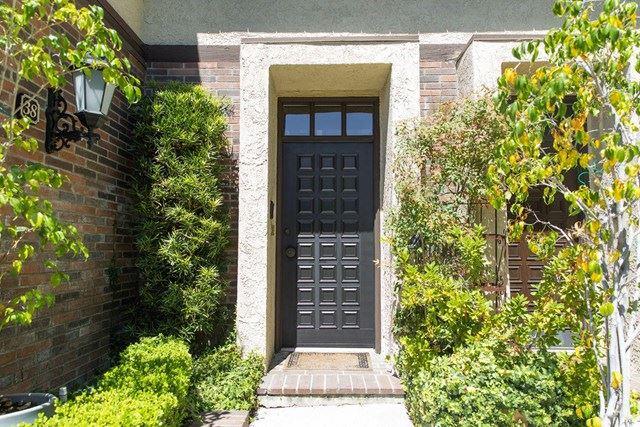 885 S Orange Grove Boulevard #38, Pasadena, CA 91105 - MLS#: 219044168DA