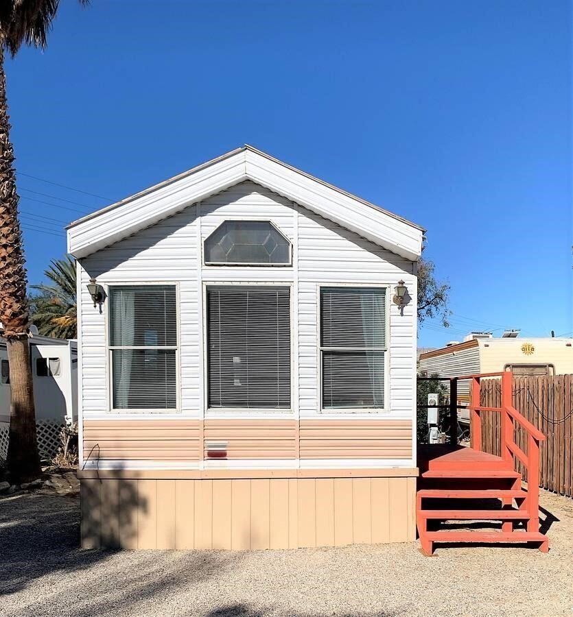 14881 Palm Dr. Drive #A14, Desert Hot Springs, CA 92240 - MLS#: 219067738DA