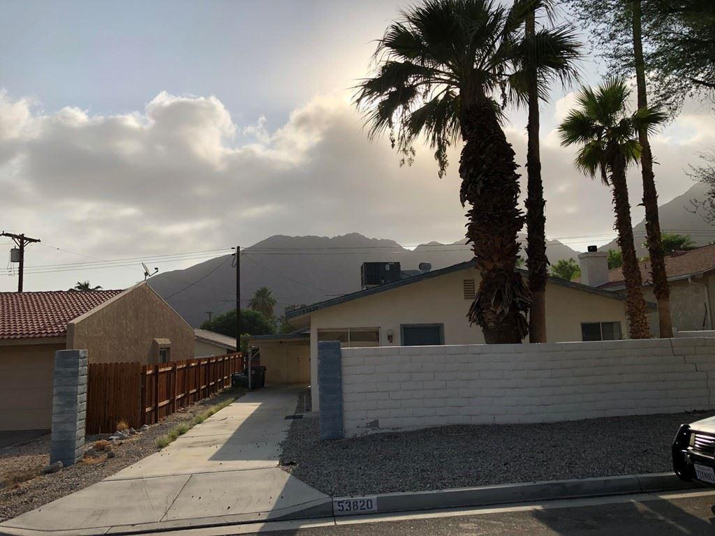 53820 Avenida Vallejo, La Quinta, CA 92253 - MLS#: 219068008DA
