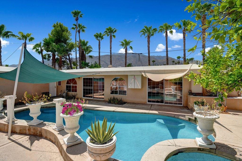 1110 N May Drive, Palm Springs, CA 92262 - MLS#: 219066808PS