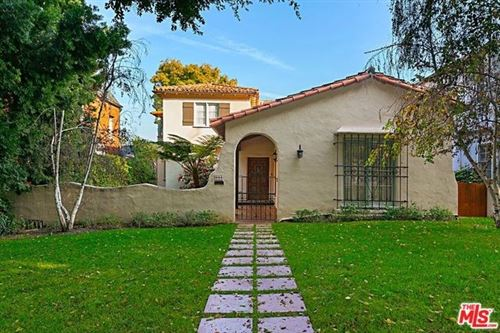 Photo of 466 S BEVERWIL Drive, Beverly Hills, CA 90212 (MLS # 20546900)