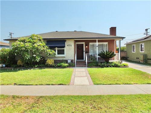Photo of 4332 Boyar Avenue, Long Beach, CA 90807 (MLS # PW21204900)