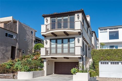 Photo of 1744 Hermosa Avenue, Hermosa Beach, CA 90254 (MLS # SB21053900)
