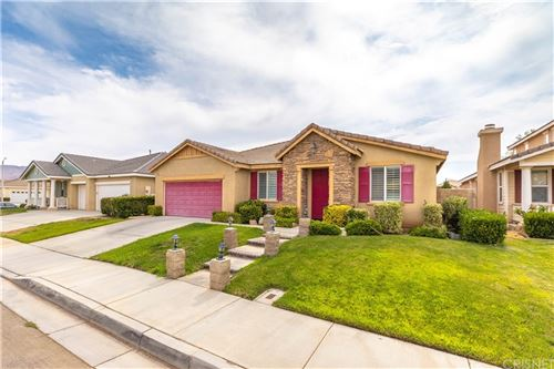 Photo of 40735 Brookhollow Court, Palmdale, CA 93551 (MLS # SR21166900)