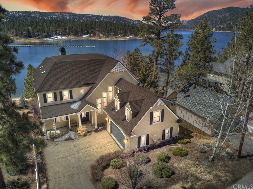 39543 Lake Drive, Big Bear Lake, CA 92315 - MLS#: EV21063900