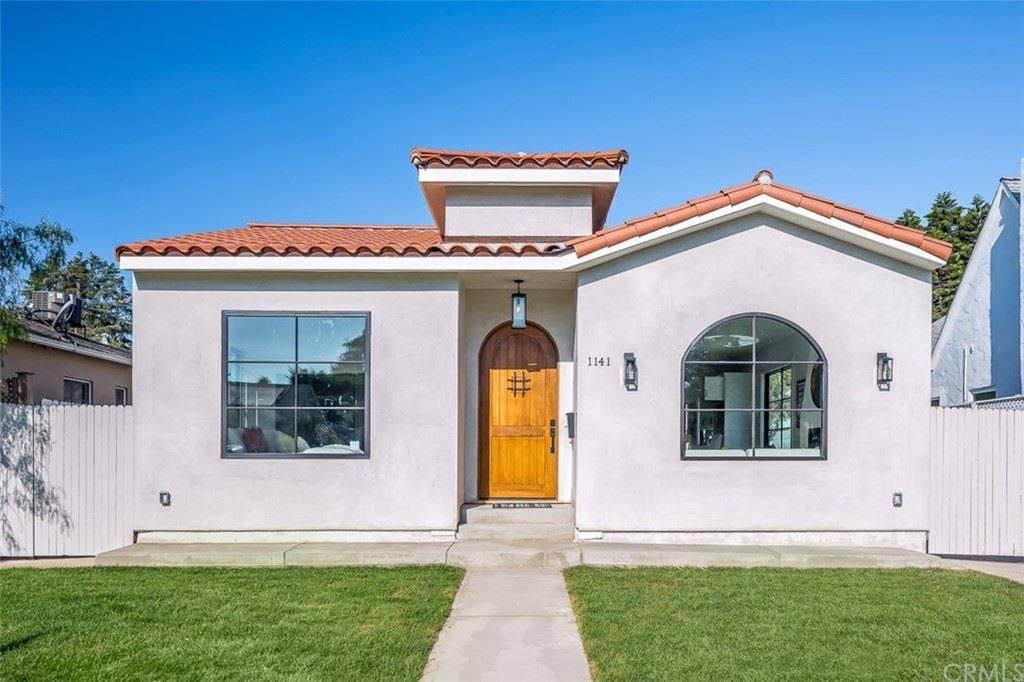 1141 S Curson Avenue, Los Angeles, CA 90019 - MLS#: RS21219900