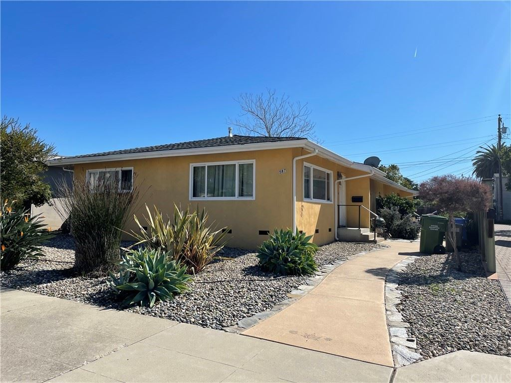 587 Buchon Street, San Luis Obispo, CA 93401 - #: SC21039900