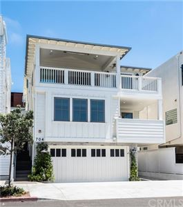 Photo of 704 Manhattan Avenue, Manhattan Beach, CA 90266 (MLS # SB19186901)