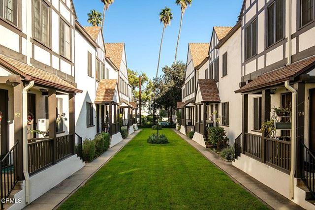 87 1\/2 N Catalina Avenue, Pasadena, CA 91106 - #: P1-4901