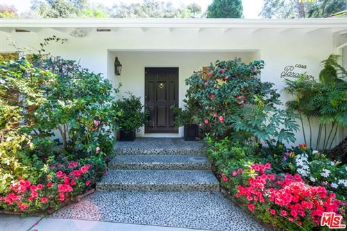 Photo of 9534 Gloaming Drive, Beverly Hills, CA 90210 (MLS # 21707902)
