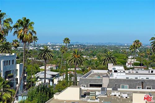 Photo of 441 N Oakhurst Drive #PH706, Beverly Hills, CA 90210 (MLS # 21756902)