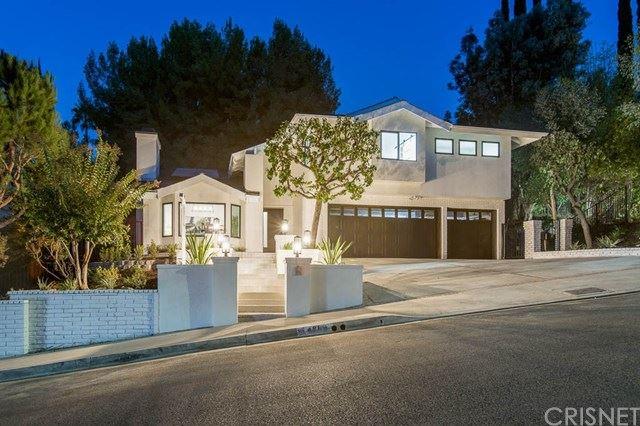 4886 Winnetka Avenue, Woodland Hills, CA 91364 - MLS#: SR20226902