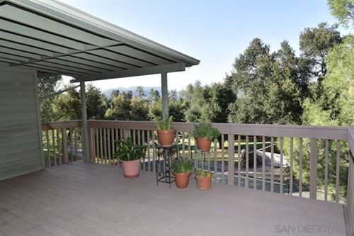 Photo of 1690 Manzanita Trail, Pine Valley, CA 91962 (MLS # 210012903)