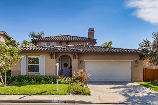 44930 Rutherford Street, Temecula, CA 92592 - MLS#: NDP2001903