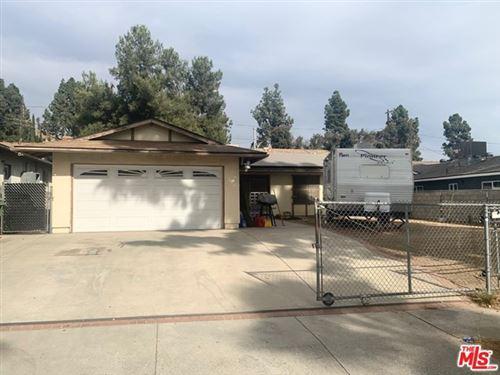 Photo of 11704 Prager Avenue, Sylmar, CA 91342 (MLS # 20654904)
