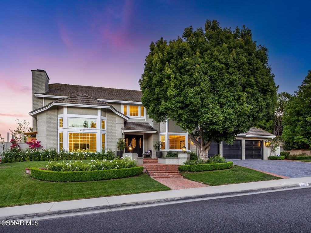 6130 Heritage Drive, Agoura Hills, CA 91301 - #: 221003904
