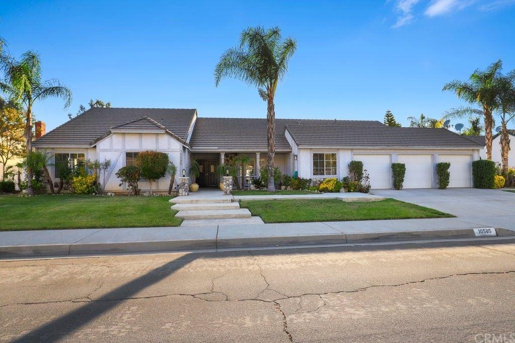 10585 Morning Ridge Drive, Moreno Valley, CA 92557 - MLS#: EV21196904