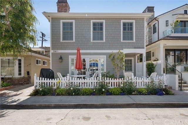Photo of 216 1/2 Agate, Newport Beach, CA 92662 (MLS # NP21096904)