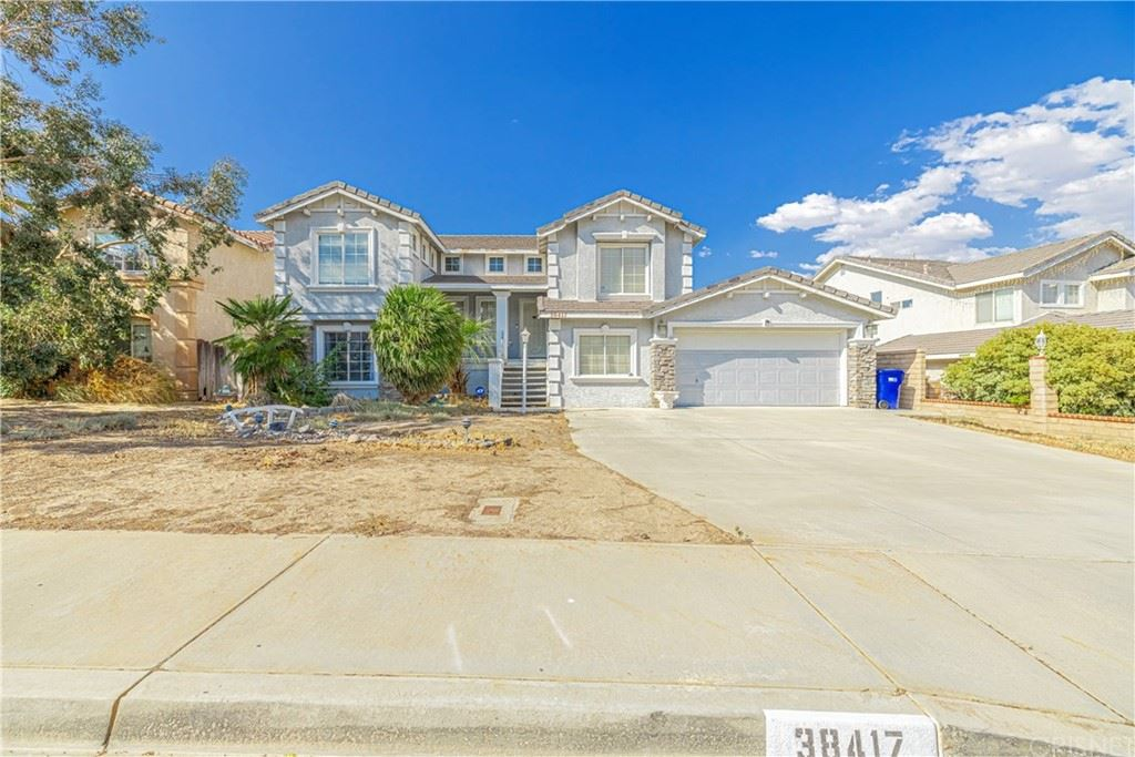 38417 Cougar, Palmdale, CA 93551 - MLS#: SR21201904