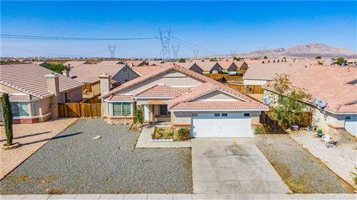 Photo of 14774 Saguaro Street, Victorville, CA 92394 (MLS # DW21214905)