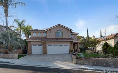 Photo of 30441 Vineyard Lane, Castaic, CA 91384 (MLS # SR21034905)