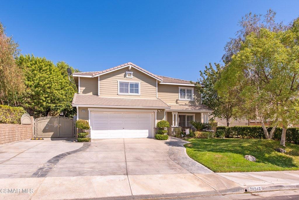 28546 Deer Springs Drive, Santa Clarita, CA 91390 - MLS#: 221004905