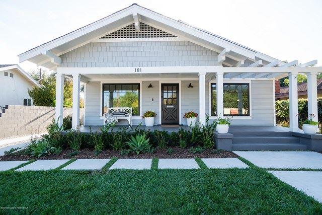 Photo for 181 S Berkeley Avenue, Pasadena, CA 91107 (MLS # 820002905)