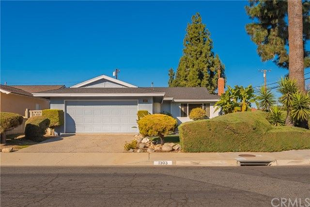 1303 Coble Avenue, Hacienda Heights, CA 91745 - MLS#: TR21006905