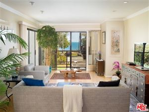 Photo of 833 OCEAN Avenue #204, Santa Monica, CA 90403 (MLS # 19473906)