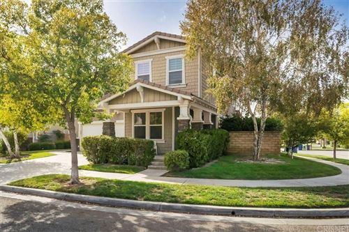 Photo of 27611 Olive Mill Court, Valencia, CA 91354 (MLS # SR21226906)