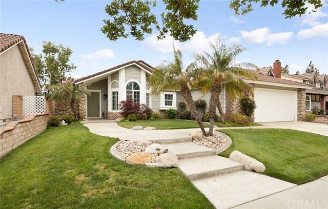 11335 Mount Abbott Court, Rancho Cucamonga, CA 91737 - #: CV21107906