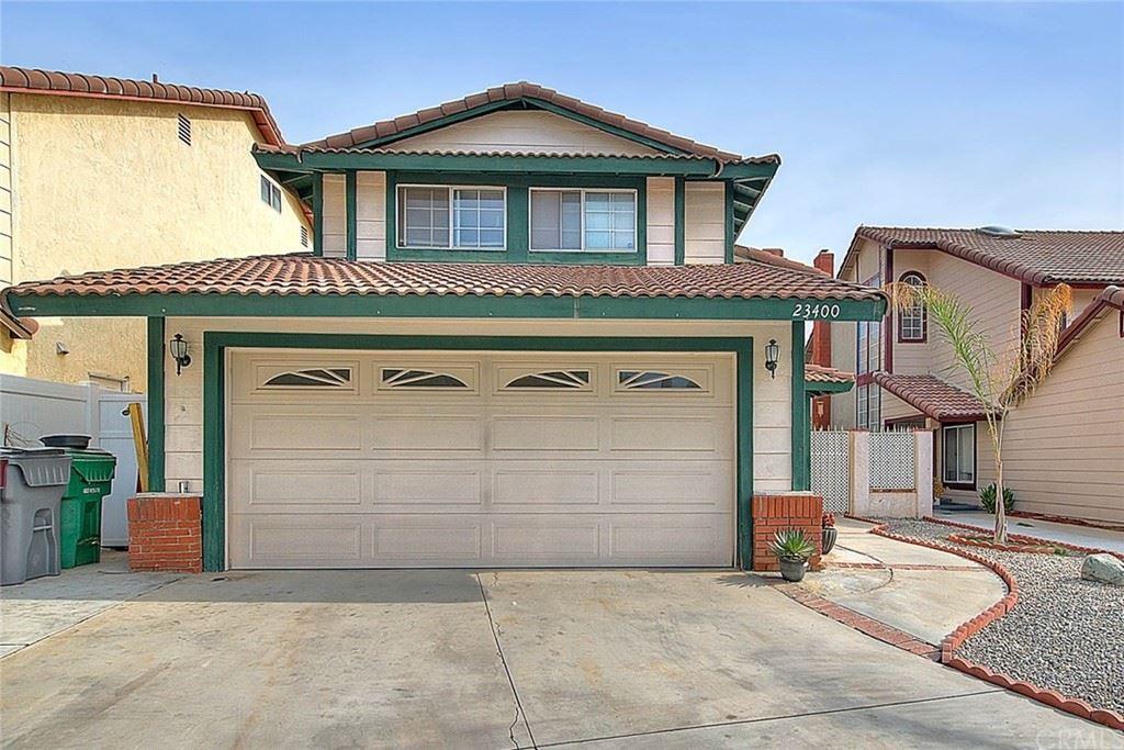 23400 Shady Glen Court, Moreno Valley, CA 92557 - MLS#: CV21158906