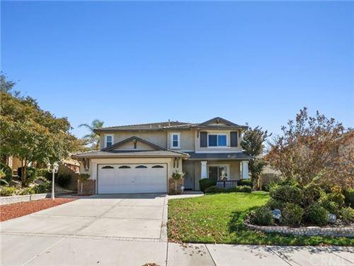 Photo of 28598 Deer Springs Drive, Saugus, CA 91390 (MLS # BB20222907)